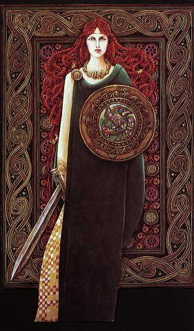 The Goddess Brigid