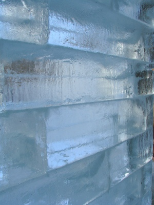 Ice Wall II by Etolane